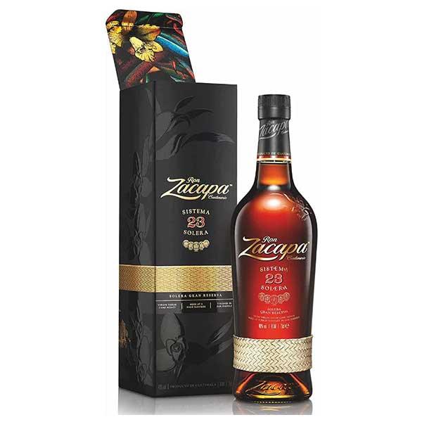 ラム rum ロン サカパ 23 センテナリオ 40度 750ml 正規品 ギフト プレゼント 酒 サケ 敬老の日