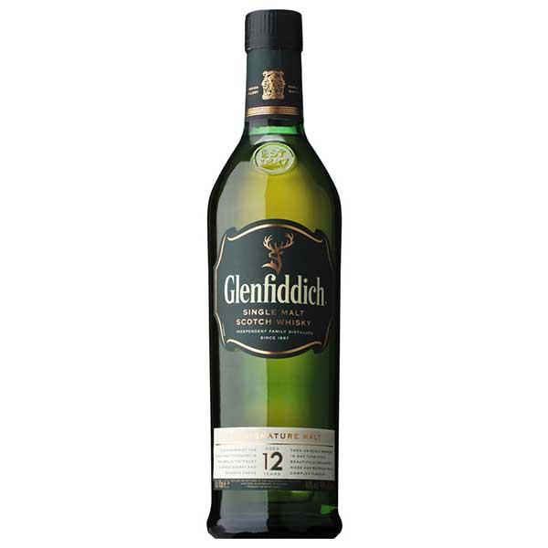 【送料無料】グレンフィディック 12年 スペシャルリザーブ 40度 [瓶] 700ml x 12本[ケース販売] 送料無料※(本州のみ)[ウイスキー/40度/イギリス/サントリー]