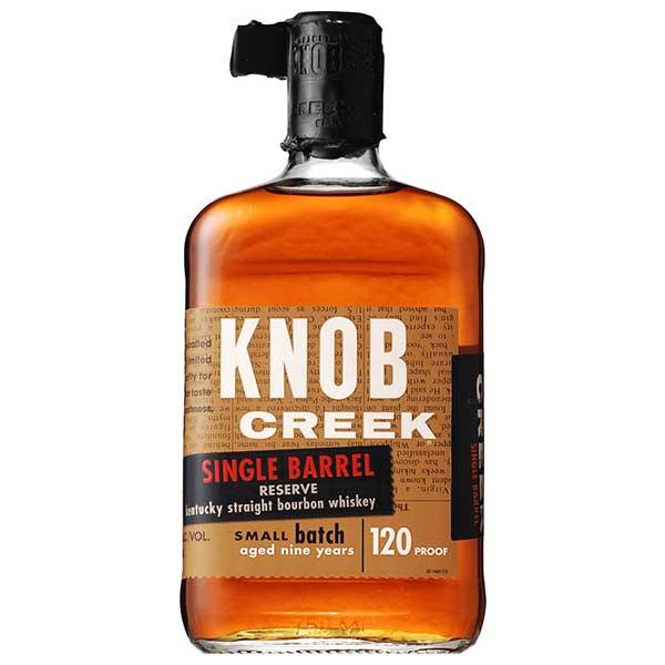 ノブ クリーク シングルバレル 60度 [瓶] 750ml x 6本[ケース販売][ウイスキー/60度/アメリカ/サントリー]