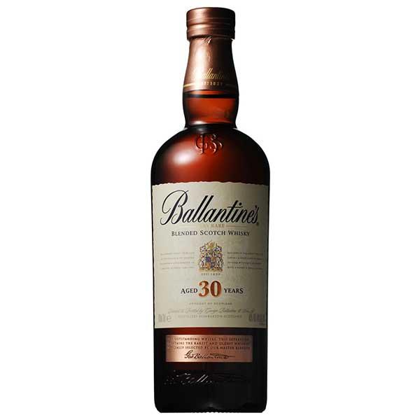 【送料無料】バランタイン 30年 40度 [瓶] 700ml x 6本[ケース販売] 送料無料※(本州のみ)[ウイスキー/40度/イギリス/サントリー]