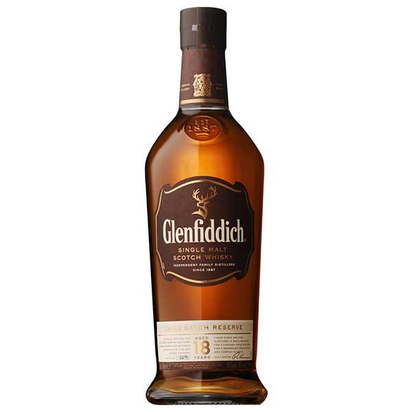 ウイスキー whisky 母の日 父の日 御中元 御歳暮 内祝い グレンフィディック18年スモールバッチリザーブ 低価格 40度 700ml ケース販売 日本 イギリス x サントリー 6本 瓶
