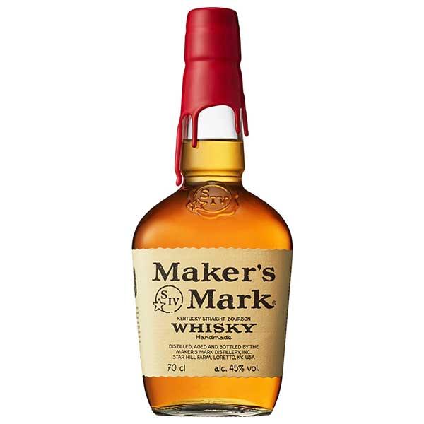 【送料無料】メーカーズマーク 45度 [瓶] 700ml x 6本[ケース販売] 送料無料※(本州のみ)[ウイスキー/45度/アメリカ/サントリー]【母の日】
