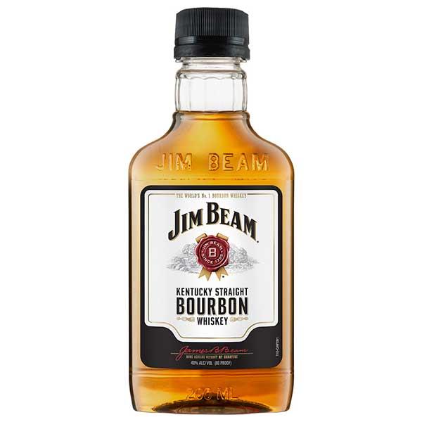 ジム ビーム 40度 [PET] 200ml x 48本[ケース販売][ウイスキー/40度/アメリカ/サントリー]