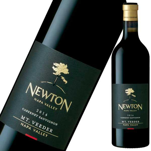 ニュートン シングル ヴィンヤード カベルネ マウント ヴィーダー 750ml NEWTON [アメリカ/赤ワイン]