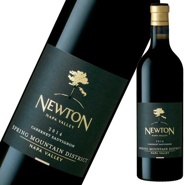 ニュートン シングル ヴィンヤード カベルネ スプリングマウンテン ディストリクト 750ml NEWTON [アメリカ/赤ワイン]