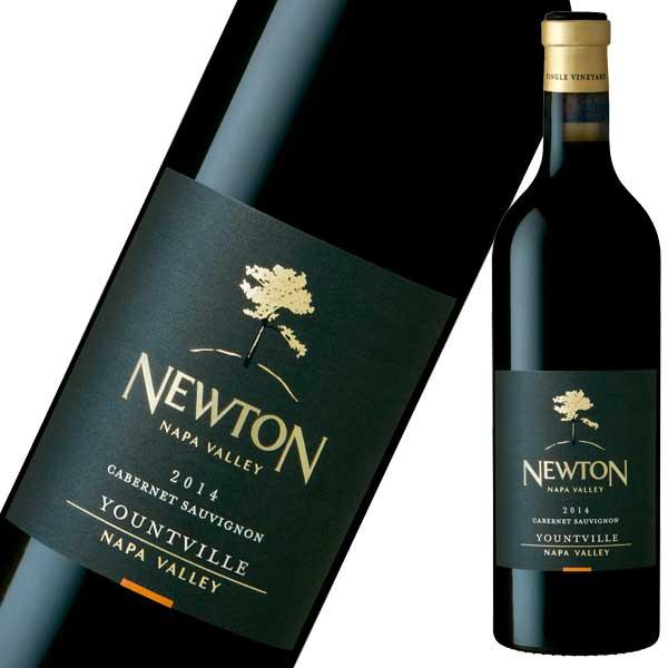 ニュートン シングル ヴィンヤード カベルネ ヨーントヴィル 750ml NEWTON [アメリカ/赤ワイン]【母の日】