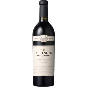 ベリンジャープレイベートリザーブ カベルネソーヴィニヨン750ml [ニュージーランド/赤ワイン/神の雫]