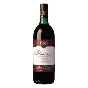フィロンルージュ 750ml x 12本[ケース販売][フランス/赤ワイン]