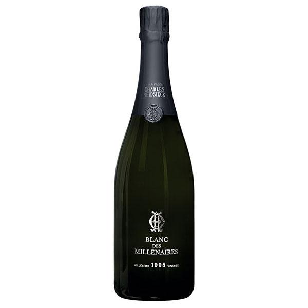 シャンパーニュ シャルル エドシック ブラン デ ミレネール 750ml [NL/フランス/シャンパーニュ/白ワイン/辛口/3524CK059500]【gift】