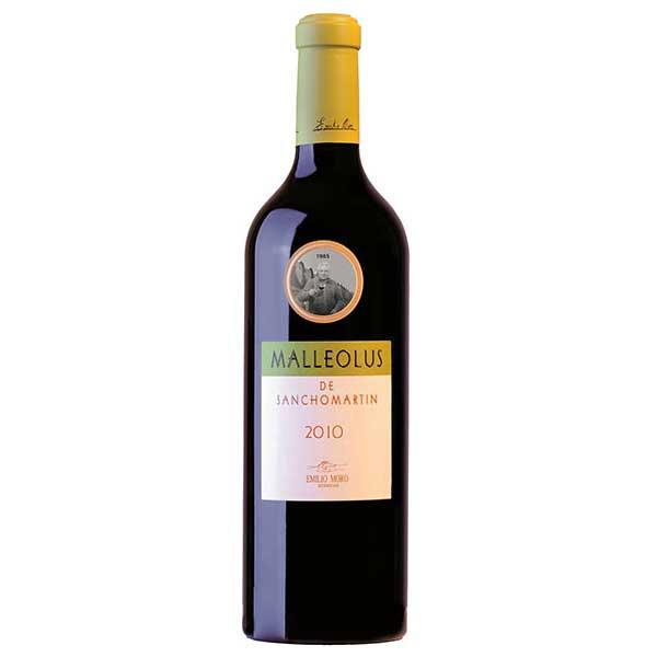 ボデガス エミリオ モロ エミリオ モロ マレオルス サンチョマルティン 750ml [NL/スペイン/内陸部地方/赤ワイン/フルボディ/2626EL051000]