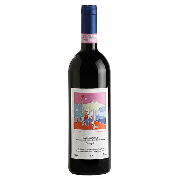 ロベルト ヴォエルツィオ バローロ チェレクイーオ 750ml [NL/イタリア/ピエモンテ/赤ワイン/フルボディ/2621VZ011200]