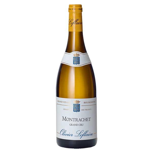 オリヴィエ ルフレーヴ モンラッシェ 750ml [エノテカ/フランス/白ワイン/ブルゴーニュ/モンラッシェ]