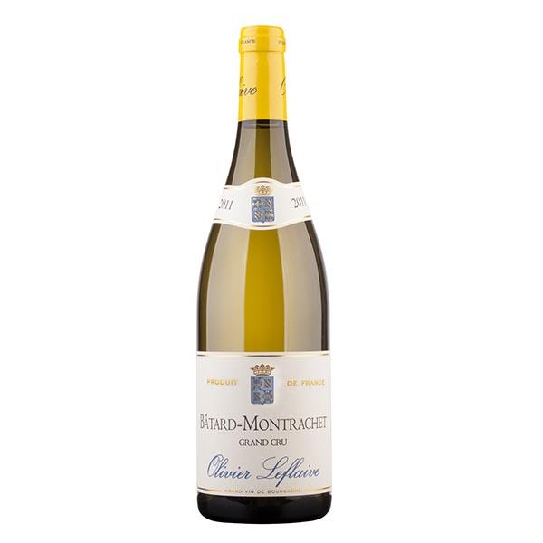 オリヴィエ ルフレーヴ(ドメーヌ) バタール モンラッシェ 750ml [エノテカ/フランス/白ワイン/ブルゴーニュ/バタール モンラッシェ]
