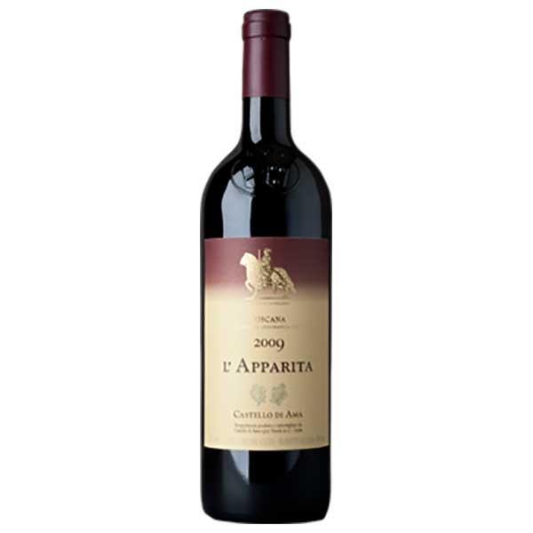 カステッロ ディ アマ ラッパリータ 750ml [エノテカ/イタリア/赤ワイン/トスカーナ/IGT トスカーナ]
