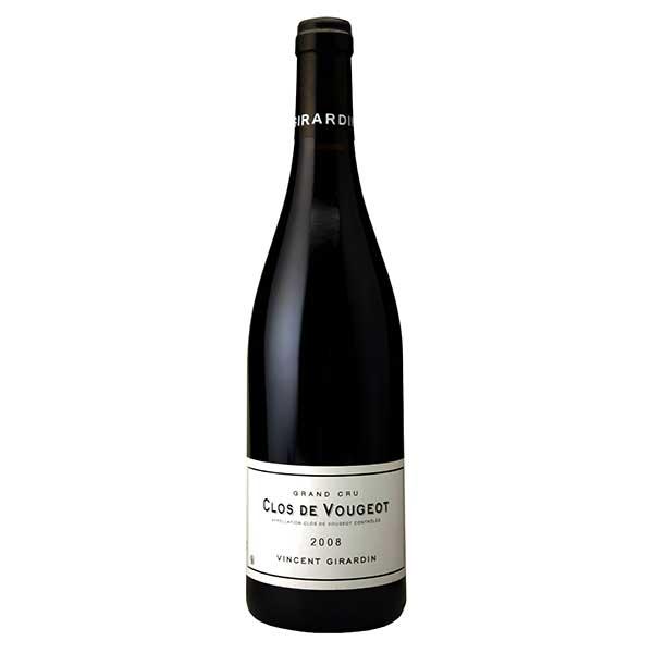 クロ ド ヴージョ '08 750ml [稲葉/フランス/ブルゴーニュ/赤ワイン/フルボディ]