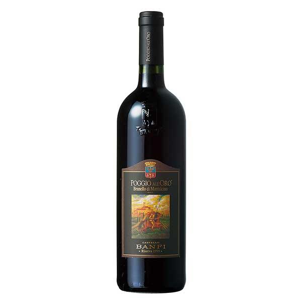 バンフィ ポッジョ アローロ ブルネッロ 750ml [モンテ/イタリア/トスカーナ/赤ワイン/027137]