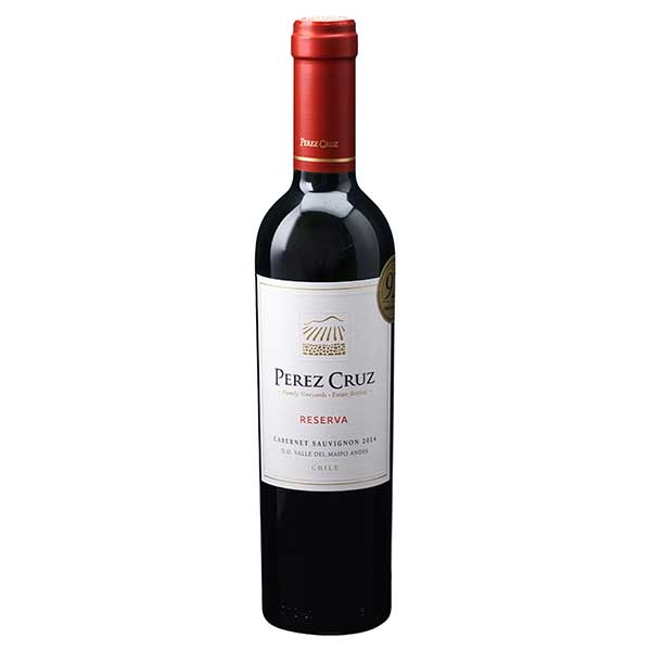 赤ワイン wine 母の日 父の日 御中元 御歳暮 内祝い 新作送料無料 ペレス クルスカベルネ ソーヴィニヨン レセルバ 375ml ヴァレー 稲葉 激安 チリ W027 送料無料 x ケース販売 24本 マイポ 本州のみ
