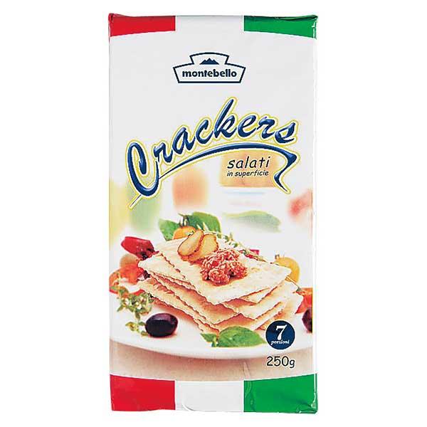 パン・ピザ粉・グリッシーニ Bread crumbs モンテベッロ クラッカー [箱] 250g x 20箱[ケース販売] 送料無料(本州のみ) [モンテ イタリア パン ピザ粉 グリッシーニ 005807]