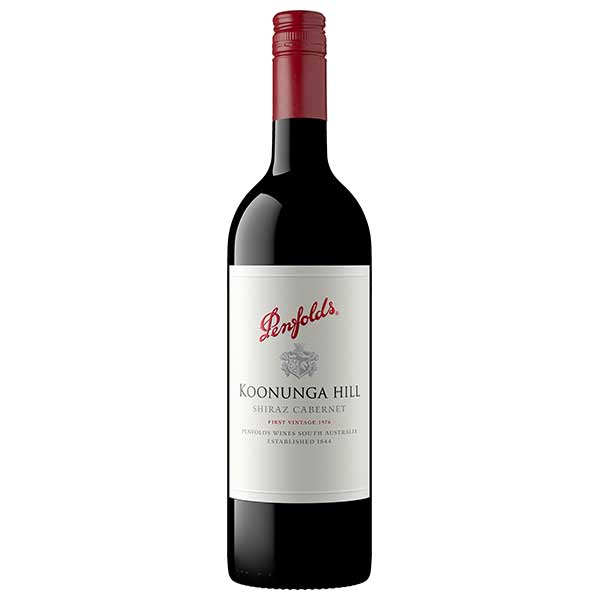 赤ワイン wine 母の日 父の日 御中元 未使用 御歳暮 内祝い ペンフォールズ クヌンガ オーストラリア NL 3629PF441800 ヒル カベルネ シラーズ 使い勝手の良い 750ml ミディアムボディ