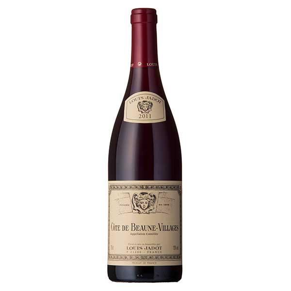赤ワイン wine 母の日 上質 在庫一掃 父の日 御中元 御歳暮 内祝い ルイ ジャド コート ヴィラージュ ブルゴーニュ NL ボーヌ ミディアムボディ 375ml フランス 3522LJP01530 ド