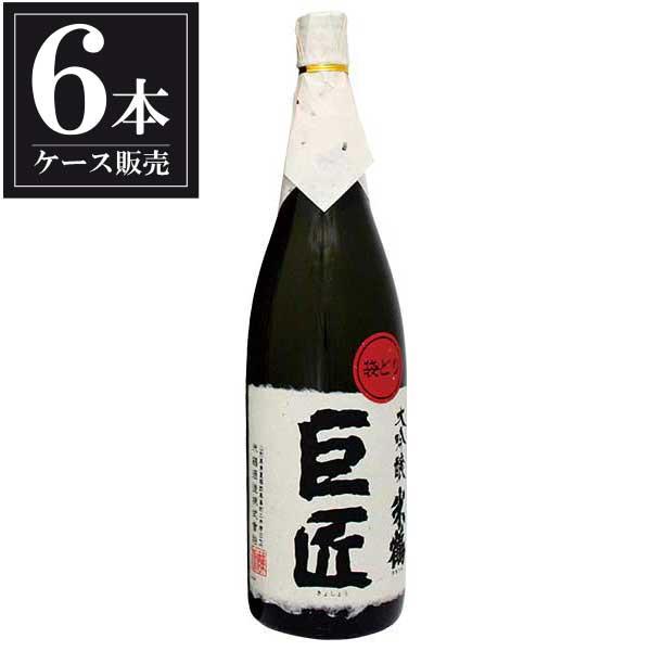 <title>日本酒 japanese sake 母の日 祝日 父の日 御中元 御歳暮 内祝い 米鶴 巨匠 大吟醸 1.8L 1800ml x 6本 ケース販売 米鶴酒造 山形県</title>