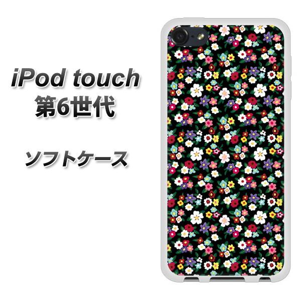 iPod touch 6 第6世代 TPU ソフトケース / やわらかカバー UV印刷 シリコンケースより堅く、軟性のあるTPU素材(iPod touch6/IPODTOUCH6/スマホケース)