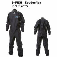 ★J-FISH SPYDERFLEX★スパイダーフレックス★ドライスーツ★ブラック★M★SDS37114