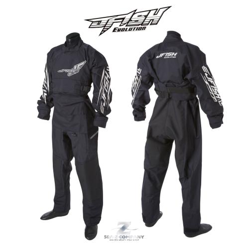 【2020新作】【JFISH】EVOLUTION DRY SUITS エボリューション ドライスーツ ジェイフィッシュ ウエットスーツ メンズ JDS401