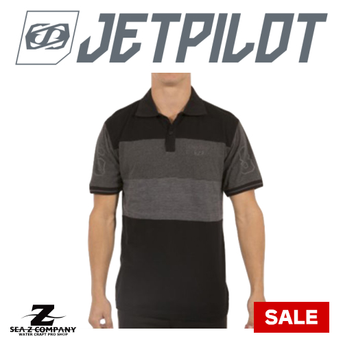 【SALE】【JETPILOT】BLACK LABEL MENS POLO ジェットパイロット メンズ ポロシャツ W16785
