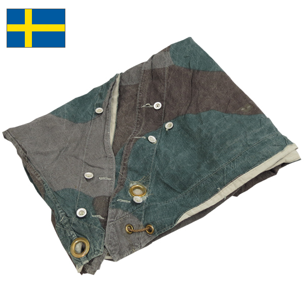 Is the Sweden military tent sheet. Give head to use as a poncho in the Middle slit.  sc 1 st  Rakuten & SEABEES Military Mega Store | Rakuten Global Market: Swedish ...