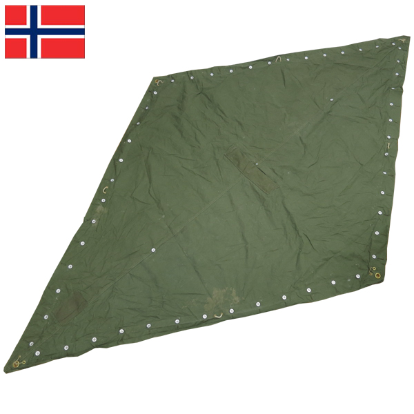 It is Norway military tent sheet. Also used as a poncho and possible.  sc 1 st  Rakuten & SEABEES Military Mega Store | Rakuten Global Market: Norwegian ...