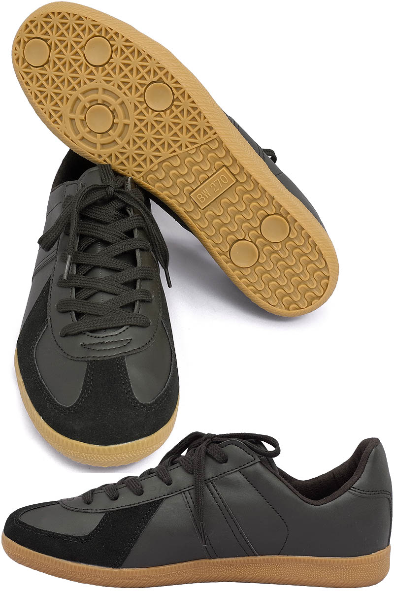 WEB price YMCLKY original Germany military type training shoes