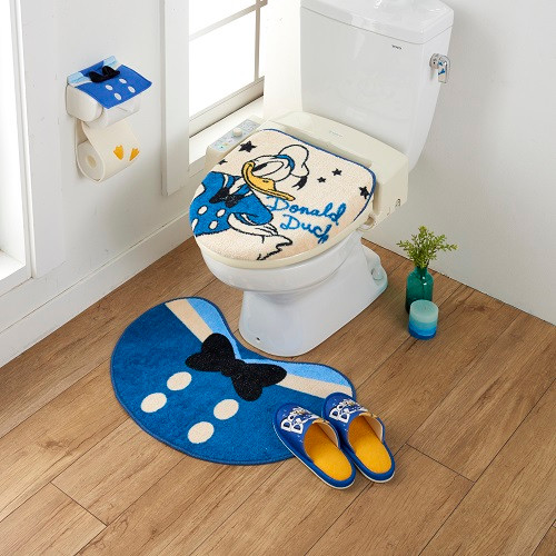 Superb Four Points Of Donald Restroom Lid Cover Restroom Mat Slippers Paper Dispenser Luxurious Set Sb 251 Sb 252 Sb 253 Except Hokkaido Pdpeps Interior Chair Design Pdpepsorg