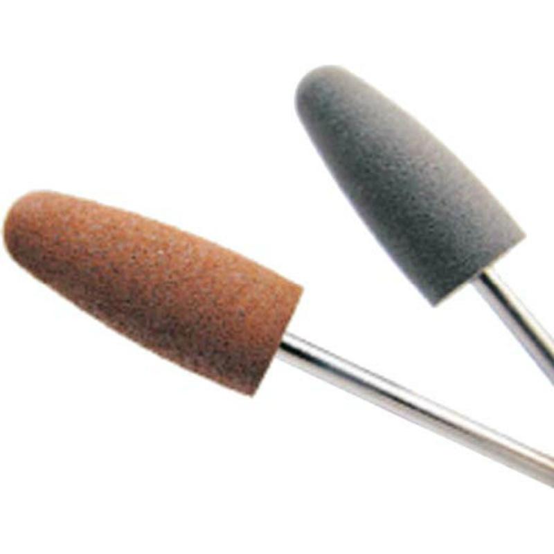 先端工具 研磨 シリコンポイント ブレイジング ビッグ ブラウン シリコン バーゲンセール 永遠の定番モデル 12本入 中目