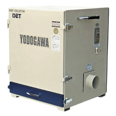 【大型配送】Yodogawa 集塵機 DET400SA(高静圧)