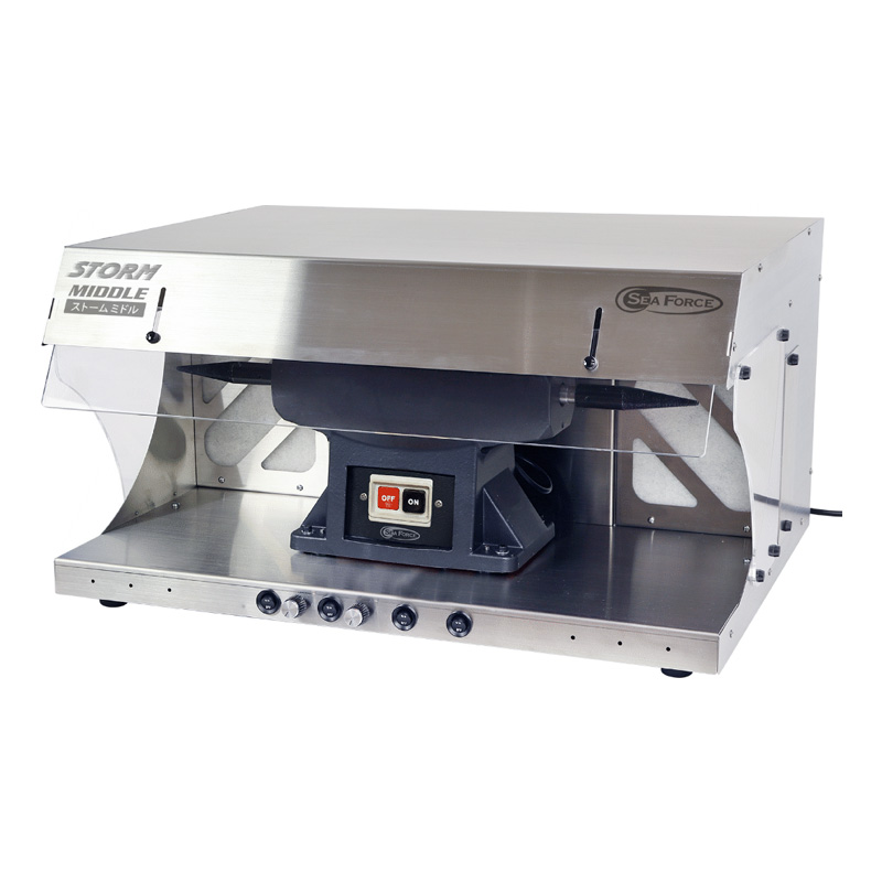 STORM 卓上集塵バフモーター(変速式)ミドル