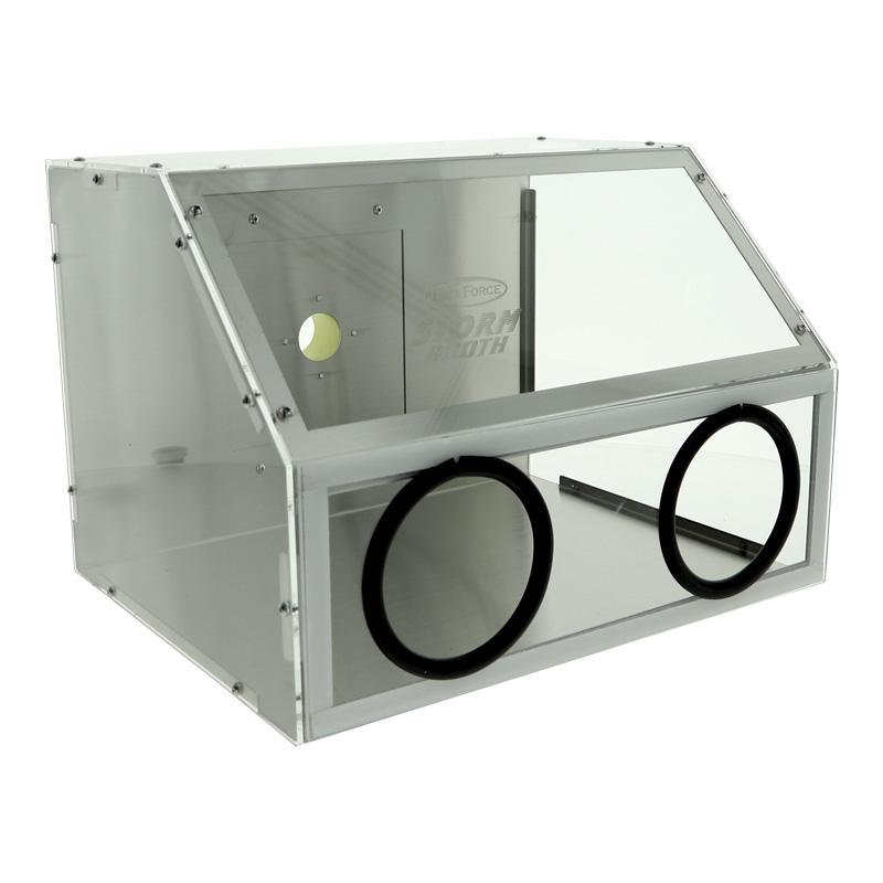 STORM 卓上防塵ボックス ストームブース