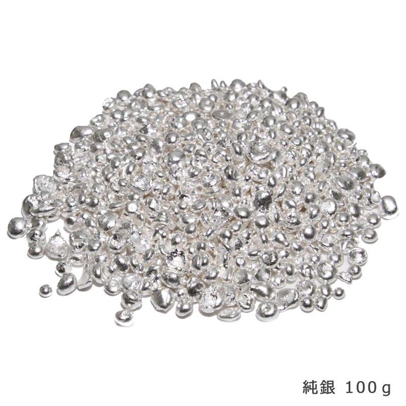 純銀笹吹き 100g