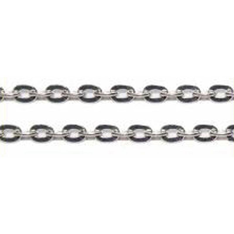 アズキ鎖(小判型)SF255SF[10m]