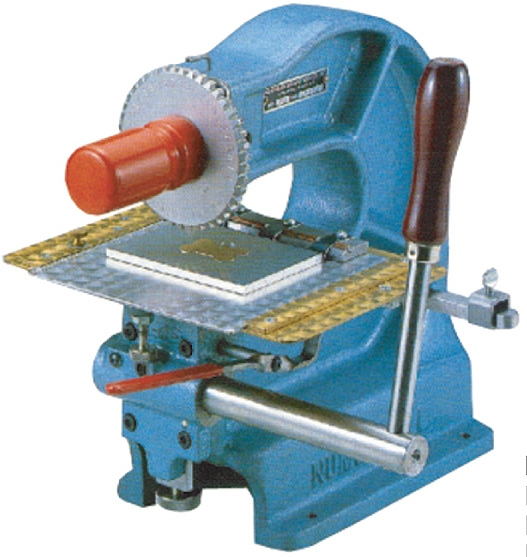 Am 回転式刻印打刻機MODEL40B-1.5mm