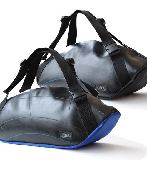 SEAL(封条)宽底旅行皮包waterproof model