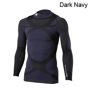 YONEX(Yonex)肌肉功率STB专家型号高领长袖子衬衫stb-4001
