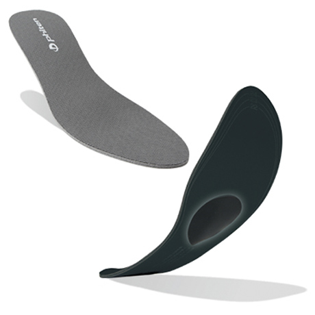 藤藤) 鞋垫里面腿部骨的支持类型和日常行走 ti148