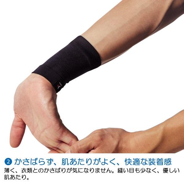手首 捻挫 テーピング