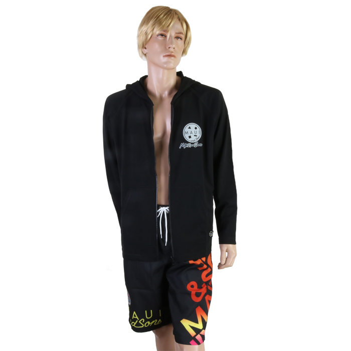MAUI &SONS men's rash guard Parker + surf pants top and bottom set (men's swimwear) 5301-642-0201620