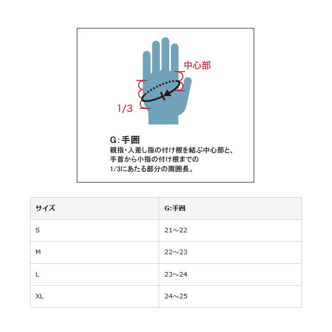 (分组班次)PEARL IZUMI(珍珠IZUMI)网丝百万手套长骑34