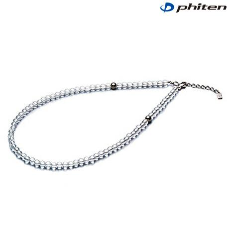 厳選したピュアクリスタルのネックレス phiten ファイテン 水晶ネックレス +5cmアジャスター 40cm ブランド激安セール会場 5mm玉 aq808051 キャンペーンもお見逃しなく 日本製