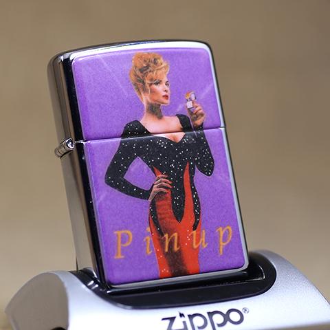 1996年製未使用品Zippo/ジッポーライター ピンナップガール girls PINUP PINUP girls, カノセマチ:15deca26 --- harrow-unison.org.uk