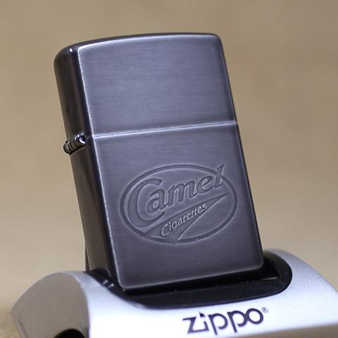 1997年製未使用品Zippo/ジッポーライター Camel(キャメル)レイディ・バーバラ台座付き, ROWAJAPAN:7cca98e7 --- harrow-unison.org.uk