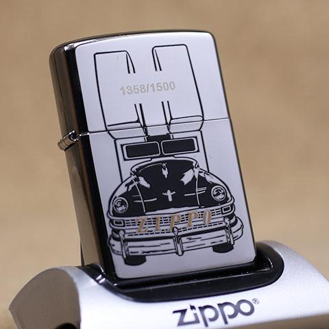 流行 2008年製未使用品Zippo/ジッポーライター Zippoカー(1500個限定SNナンバー入り), 直入町:cc1fc311 --- ullstroms.se